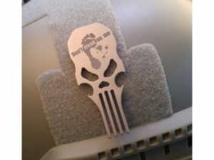 RAIDOPS Punisher Titan Patch