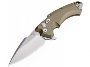 "Hogue Knives X5 3.5"" Spear Point (Coyo.."