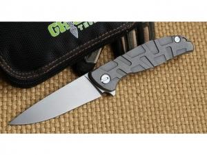 Green Thorn F95 EDC Folder