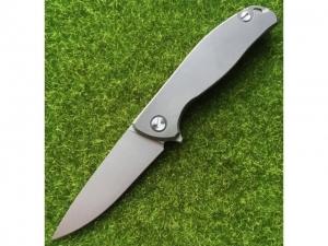 Green Thorn F95 EDC Folder (Glatter Gr..