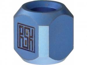 Real Steel Titanium Lanyard Column Bea..