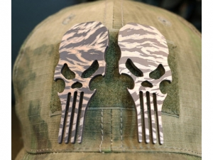 RAIDOPS Punisher Titan Patch (Tiger St..