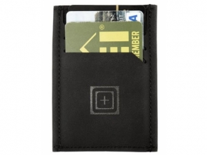 5.11 Card Case mit Money Clip (schwarz)