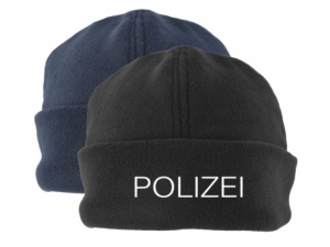 COP Watch Cap POLIZEI (Fleece)