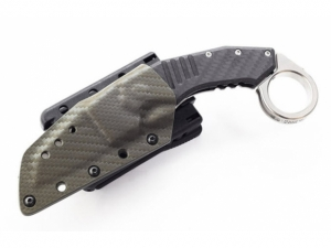 RAIDOPS Blue Shark Kydex Scheide