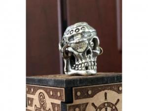 Andre De Villiers Lanyard Pirate Skull..