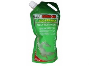 BCB Eco Firedragon Anzündgel 630 ml