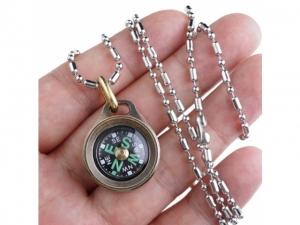 Mecarmy CMP Premium Kompass Vintage Br..