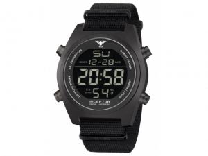 KHS Inceptor Steel Digital Black