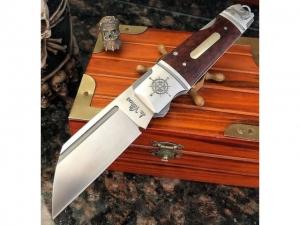 Andre De Villiers Pocket Butcher (Lase..