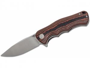 Bestech Knives Bobcat Satin (Schwarz /..