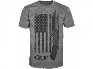 Zero Tolerance American Flag T-Shirt