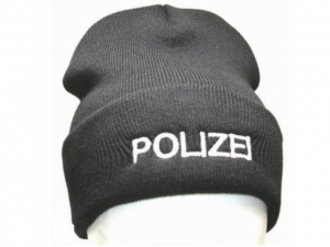 COP Watch Cap POLIZEI
