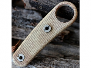 Blackjack Neck Knife Griffschalen (Nat..