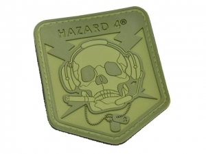 Hazard4 Skull Patch