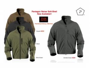 Pentagon Reiner SF Jacke Level V