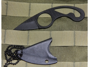 Fred Perrin LaGriffe Neckknife (G10)