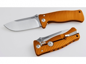 Lion Steel SR1 (Orange / Satin)