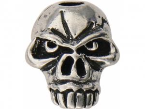 Schmuckatelli Emerson Jumbo Skull Bead