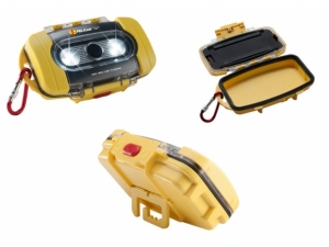 Pelican 9000 Survival Case / Lampe