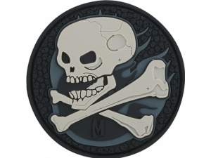 Maxpedition Skull Morale Patch SWAT
