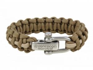 Pentagon Survival Armband (Coyote/Khaki)
