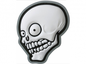 Maxpedition Look Skull SWAT Patch