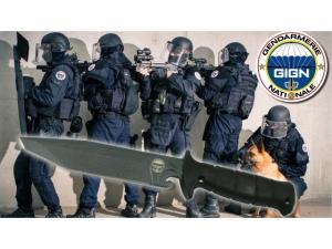 Wildsteer Wing Tactic GIGN Polizeimesser