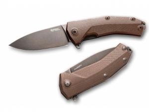 Lion Steel Kur Brown G10