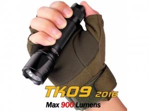 FENIX TK09 Tactical 2016 Model