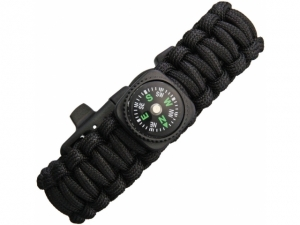Explorer Survival Kompass Paracord Arm..