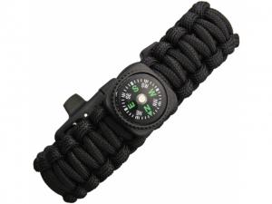 Explorer Survival Kompass Paracord Arm..