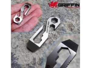 Griffin Pocket Tool Mini Titanium