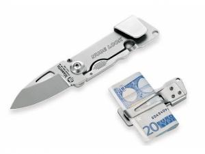 Maserin Nude Lock Klappmesser/Money Clip