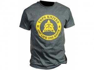 TOPS Knives Signature T-Shirt