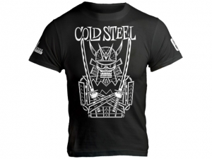 Cold Steel Undead Samurai T-Shirt