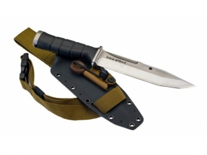 Wildsteer Krypton Survivalmesser Extreme