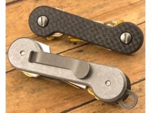 Key Bar Carbon/Aluminium Schlüsselhalter