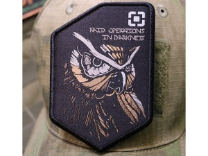 RAIDOPS Special Forces Morale Patch