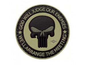 5Star Punisher Patch
