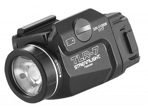 Streamlight TLR-7 LED Kompakt Waffenleuchte