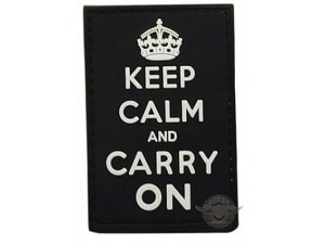 5Star Keep Calm and Carry On