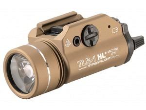 Streamlight TLR-1 HL 800 Lumen LED Tactical Light (Coyote)