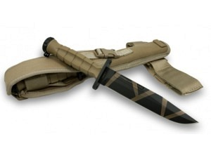 Extrema Ratio MK2.1 Combat Knife (Desert Warfare)