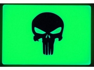 TEC Accessoires Embrite Beacon Morale Patch Punisher (Green)