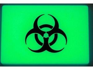 TEC Accessoires Embrite Beacon Morale Patch Bio Hazard (Green)