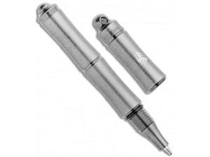 We Knife Syrinx Titan Pen (Gray)