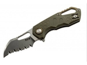 MKM Knives Isonzo Hawkbill EDC Folder