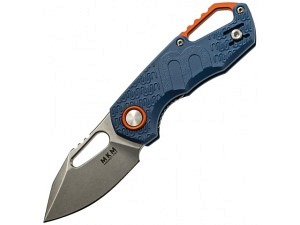 MKM Knives Isonzo EDC Folder (Blue)