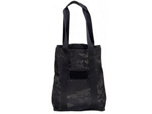 Tasmanian Tiger Tote Bag MultiCam© Black